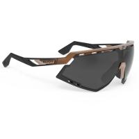Rudy Project Defender RP Optics Okulary szosa MTB brązowe