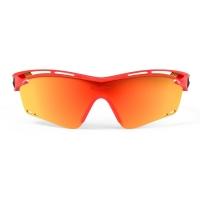 Rudy Project Tralyx RP Optics Okulary sportowe czerwone