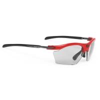 Rudy Project Rydon Slim ImpactX Okulary sportowe czerwone