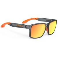 Rudy Project Spinair 57 RP Optics Okulary sportowe pomarańczowe