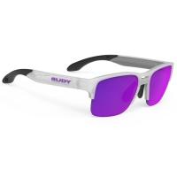 Rudy Project Spinair 58 RP Optics Okulary sportowe fioletowe
