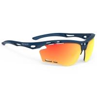 Rudy Project Propulse RP Optics Okulary sportowe pomarańczowe