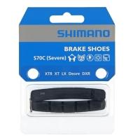 Shimano Okładziny klocków hamulcowych BRR550/M960 S70C