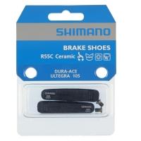 ShimanoKlocki Hamulca BR7800/7700 6500/5500 R55C Ceramic