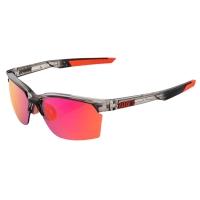 100% Sportcoupe Okulary sportowe smoke mirror purple