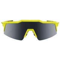 100% Speedcraft SL Okulary sportowe banana mirror black