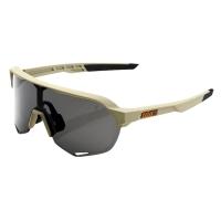 100% S2 Okulary sportowe quicksand mirror smoke