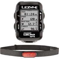 Lezyne Micro GPS HR Loaded Licznik rowerowy