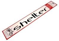 Effetto Mariposa Shelter Road Pack 2x Naklejki zabezpieczające ramę 54x500mm