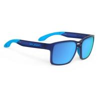 Rudy Project Spinair 57 RP Optics Okulary sportowe niebieskie