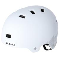 XLC BH C22 Urban kask orzech biały