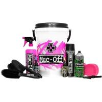 Muc-Off Dirt Bucket Zestaw czyszczący z filtrem zanieczyszczeń