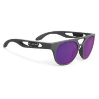 Rudy Project Fiftyone Okulary przeciwsłoneczne fioletowe