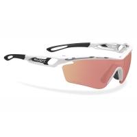 Rudy Project Tralyx Racing Pro RP Optics Okulary sportowe białe