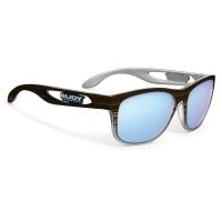 Rudy Project Groundcontrol Okulary przeciwsłoneczne niebieskie