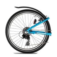 Puky CYKE 24-8 Light Active Rower dziecięcyAlu niebieski