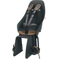 Urban Iki Fotelik dziecięcy na bagażnik czarno brązowy