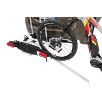 Peruzzo Zephyr 2 Bagażnik na hak na dwa rowery