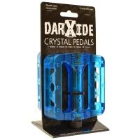 OXC DarXide Pedały platformowe niebieskie