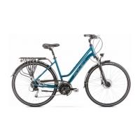 """Romet Gazela 6 Rower trekkingowy 28 niebieski 2020 rozm. L 19"""""""