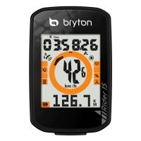 Bryton Rider 15E Licznik rowerowy komputer 30 funkcji