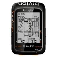 Bryton Rider 450T Licznik rowerowy komputer 78 funkcji +czujniki