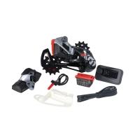 Sram Upgrade Kit X01 Eagle AXS Zestaw 12rz. czarno czerwony