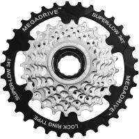 SunRace MFM 4S Wolnobieg rowerowy MTB 7 rzędowy