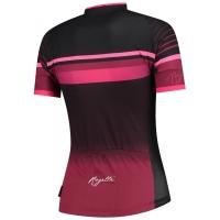 Rogelli Impress Koszulka czarno różowa
