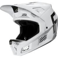 Fox Rampage Pro Carbon Kask MTB Full Face Wurd Biały