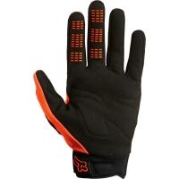 Fox Dirtpaw Rękawiczki długie MTB Pomarańczowe