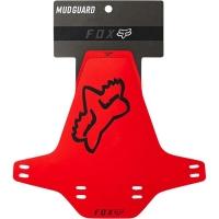 Fox Mud Guard Błotnik przedni MTB czerwony