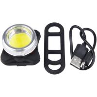 ProX Alpha F Lampka przednia LED 130 Lm aku USB