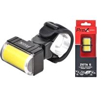 ProX Zeta S Lampka przednia LED 160 Lm aku USB