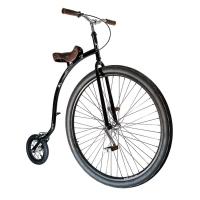 Qu-ax Gentleman Bike Bicykl