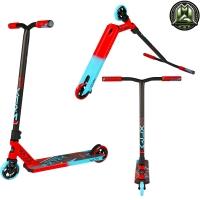 Madd Gear MGP Kick Extreme Hulajnoga wyczynowa aluminiowa czerwono czarno niebieska