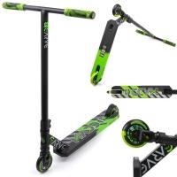 Madd Gear MGP Carve Pro X Hulajnoga wyczynowa aluminiowa czarno zielona
