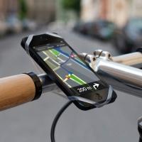 Bike Citizens Finn 2.0 Uchwyt na telefon smartphone uniwersalny czarny