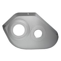 Winora Pokrywa silnika Bosch Gen2 do Sinus Ena lewa srebrna