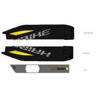 Haibike Naklejki na akumulator Yamaha do SDURO HardSeven RX
