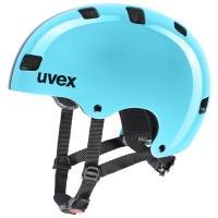 Uvex Kid 3 Kask Błękitny
