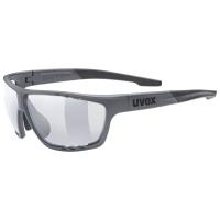 Uvex Sportstyle 706 V Okulary Szare