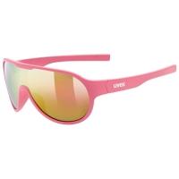 Uvex Sportstyle 512 Okulary Różowe