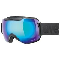 Uvex Downhill 2000 CV Gogle narciarskie colorvision black mat mirror blue