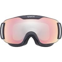 Uvex Downhill 2000 S CV Gogle narciarskie colorvision black mat mirror rose
