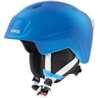 Uvex Heyya Pro Dziecięcy kask narciarski snowboard race blue mat