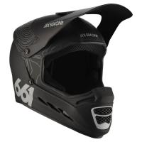 SixSixOne 661 Kask Reset MIPS contour czarny