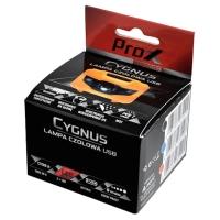 ProX Cygnus Latarka czołowa pomarańczowa