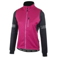Rogelli Transition Bluza czarno różowa