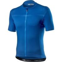 Koszulka Castelli Classifica Niebieska
